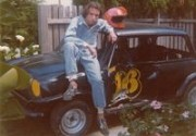 1978 - Nicks First Car, Mini 1100